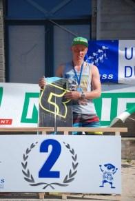 Vice-Champion de France FFVL Kitesurf combiné Lycées