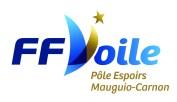 FFV_logo_pole_espoirs_mauguio_carnon_quadri_Or