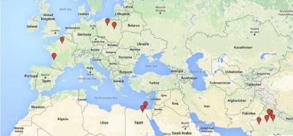 mapa 2015 miasta