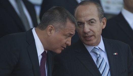 Calderón y García Luna se beneficiaron con un jugoso y privilegiado seguro