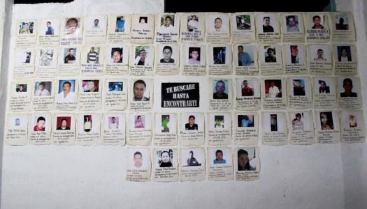 Testimonios de los que buscan a los suyos