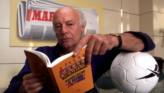 Galeano y el futbol