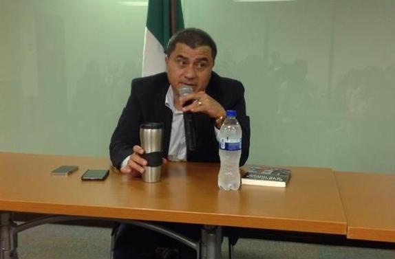 El director de La Jornada Jalisco, Juan Manuel Venegas.