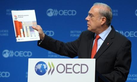 OCDE: candidata al Nobel de Economía