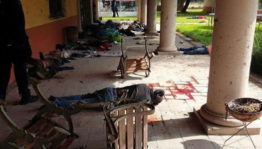 Tanhuato: ¿combate o matanza?