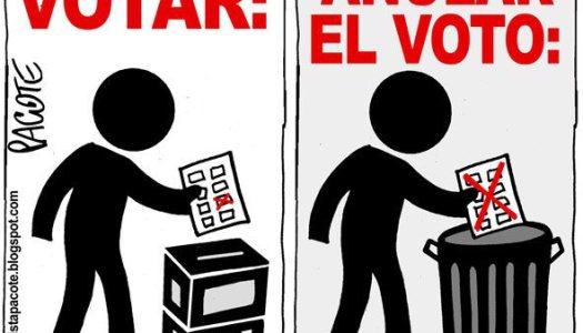 Ayuda al PRI: no votes