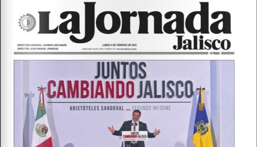 La Jornada Jalisco era de izquierda y se vendió al PRI