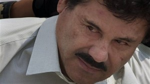 El Chapo Guzmán, un día después de sus segundo arresto. FOTO: AP Photo/Eduardo Verdugo.