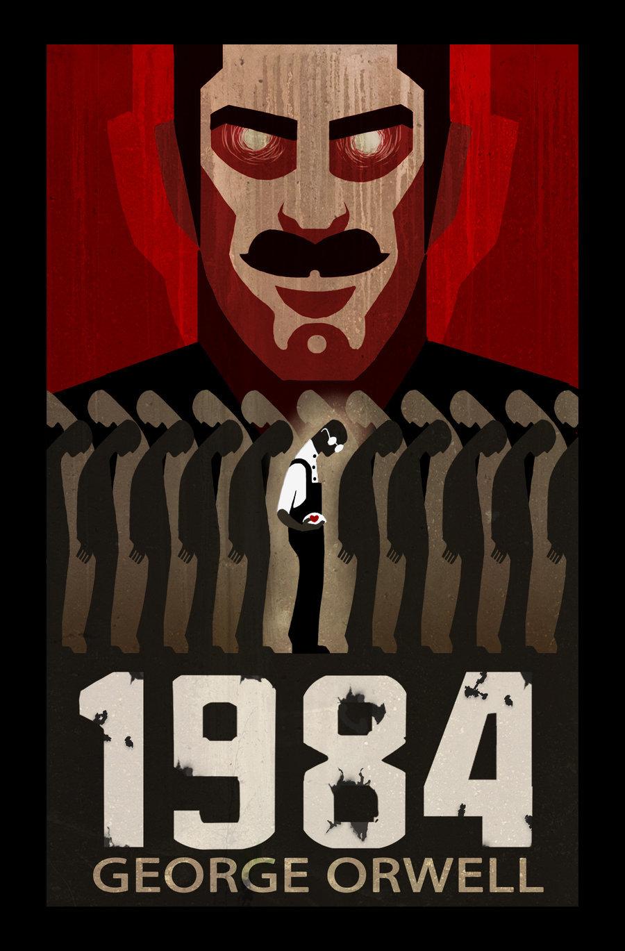 Resultado de imagen de orwell 1984