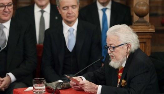 Ley Atenco, el principio de un Estado totalitario: Fernando del Paso