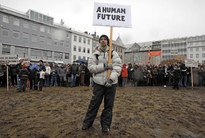 """""""Islandia es un país con una población homogénea, con acceso a la misma educación en todos los niveles, con recaudación progresiva: si ganas más, te cobran más impuestos, lo que genera una brecha de desigualdad social prácticamente inexistente"""""""