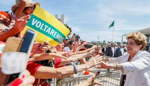 El impeachment no es un juicio político, es un golpe de Estado: Dilma Rousseff