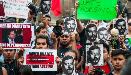 En México, 114 periodistas han sido asesinados: CNDH
