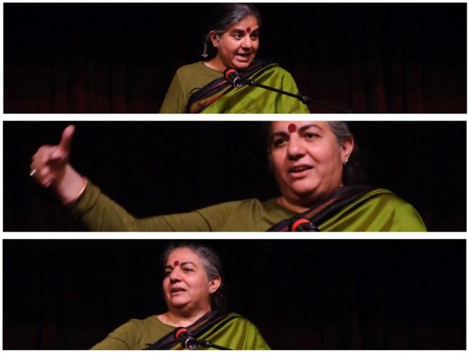 Vandana Shiva. Foto: Andy Ciordia/Flickr