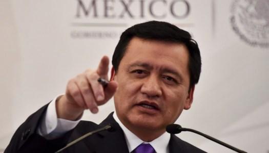 Miguel Ángel Osorio Chong disparó contra el pueblo |DESFILADERO