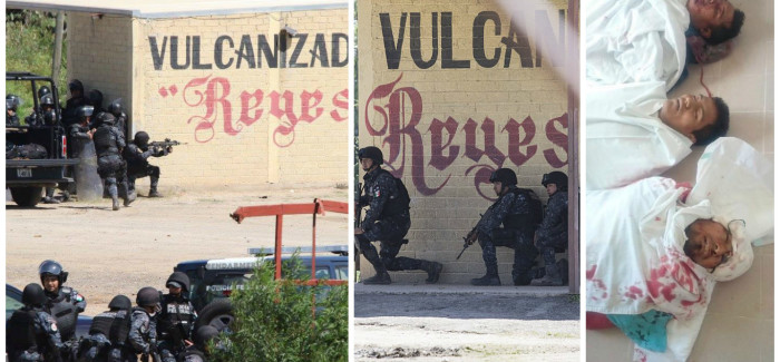 Tirar a matar: las fotos que exhiben la represión en Oaxaca
