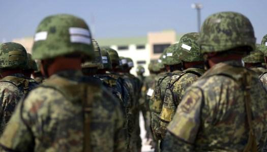 Morena presenta iniciativa para crear Guardia Nacional; ONGs piden frenarla