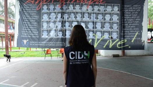 PGR ocultó libreta del caso Ayotzinapa a investigadores del GIEI