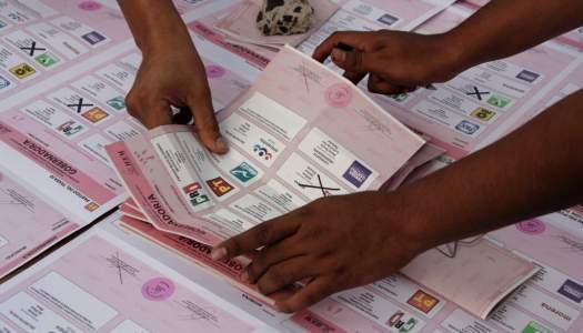Despacito, Morena recupera votos en recuento electoral del EdoMex