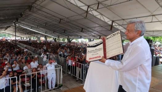 PRD se olvida que el PAN le hizo fraude electoral en 2006: AMLO