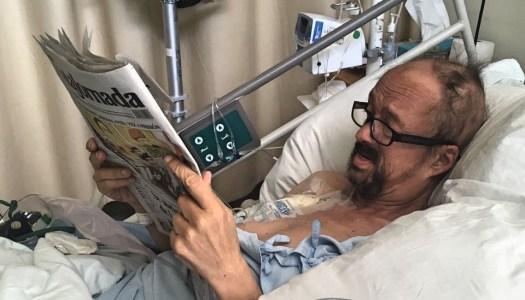 Comunicado sobre el estado de salud de Jaime Avilés