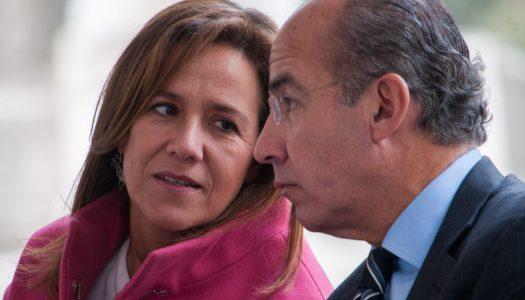Margarita Zavala se fue del PAN; Felipe Calderón… se quedó