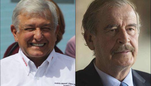 AMLO anuncia que cancelará pensión a ex presidentes y Fox estalla de ira