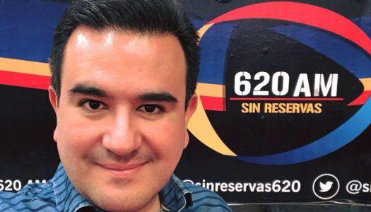 Matan en Tabasco al periodista Juan Carlos Huerta; van 43 con EPN
