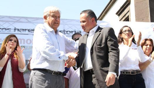 Santiago Nieto se suma al equipo de López Obrador