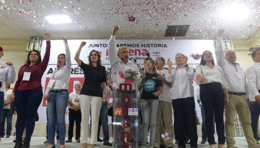 Lilly Téllez, Alfonso Durazo y Morena en Sonora: la sierra y el viento