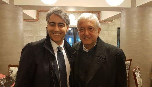 Líderes de América y Europa muestran su apoyo a AMLO