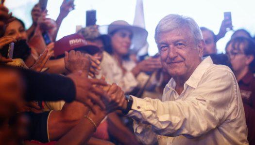 """Gobierno de EPN advierte a Trump que AMLO es un """"problema de seguridad nacional"""""""