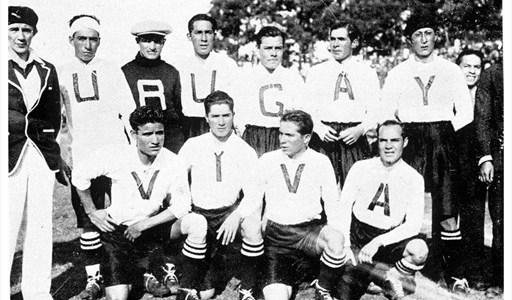 La primera copa mundial