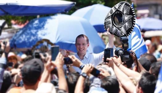 Ricardo Anaya, quien gastó más en campaña: 4 millones por día