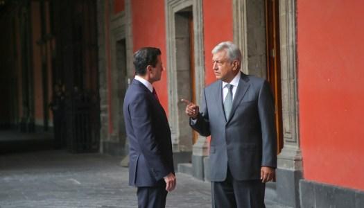 Peña Nieto heredará a AMLO la deuda más alta en 25 años