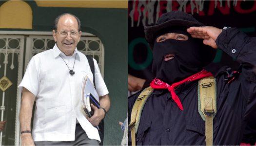 Rechaza EZLN diálogo con AMLO; Solalinde aclara que el acercamiento fue real