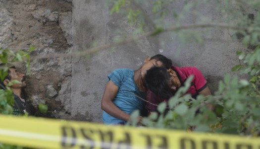 En México, 3 niños son asesinados cada día