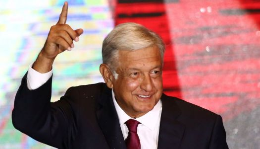 "Las ""altas expectativas"" de López Obrador"