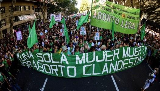 Argentina a un paso de hacer historia al aprobar el aborto legal y gratuito