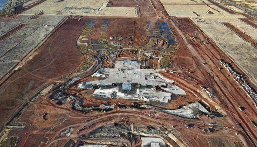 Estos son los documentos del Nuevo Aeropuerto presentados por AMLO