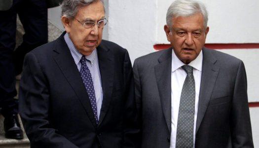 Cuauhtémoc Cárdenas rechaza que AMLO y Morena sean de izquierda
