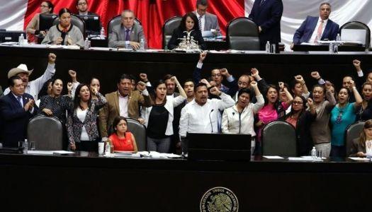 Diputados de Morena, PT y PES exigen suspender la evaluación educativa