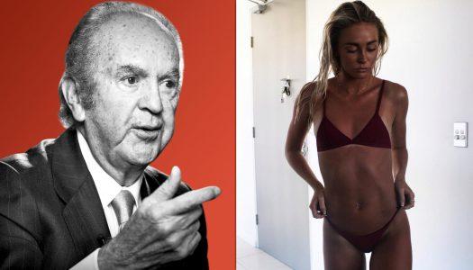 Encuentran muerta a modelo en yate del magnate Alberto Baillères