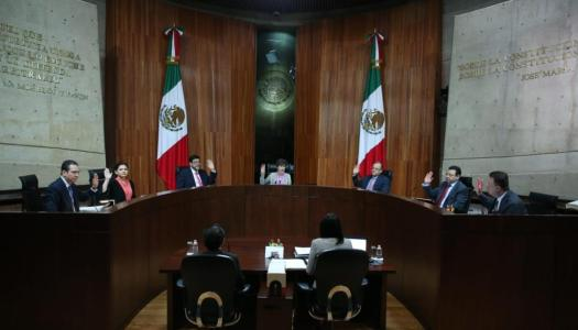 Tribunal Electoral regresa 2 diputaciones a Morena en la CDMX