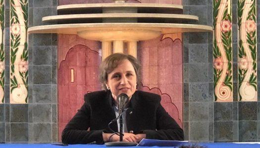 Carmen Aristegui anuncia su regreso a la Radio |EN VIVO