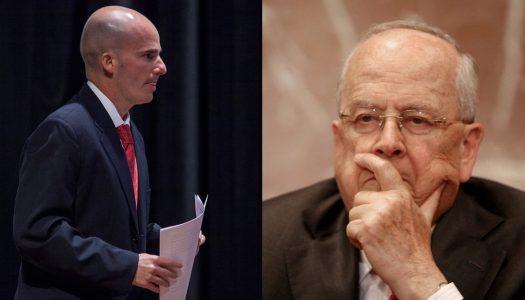 Claudio X. y secretario de Hacienda niegan bancarrota; AMLO les responde