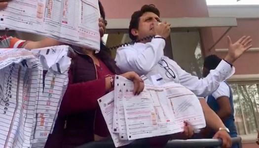 Se tambalea triunfo del PAN-PRD-MC en Puebla; Tribunal ordena conteo de votos
