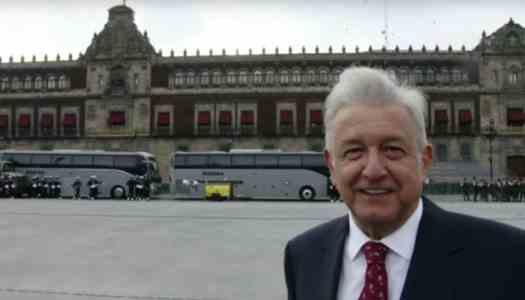 Un catre y una hamaca, lo único que AMLO necesita para vivir en Palacio Nacional