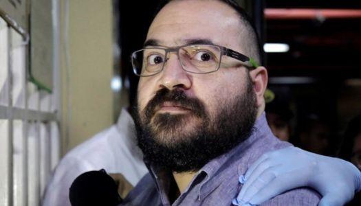 Javier Duarte se declara culpable y le dan sólo 9 años de cárcel