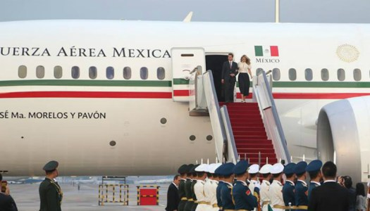 AMLO lo va a vender y el avión presidencial ya falló dos veces con EPN